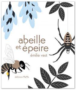 Couverture d'ouvrage: Abeille et Epeire