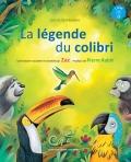 Couverture d'ouvrage: La légende du Colibri