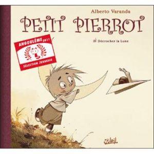 Couverture d'ouvrage: Petit Pierrot - Tome 1
