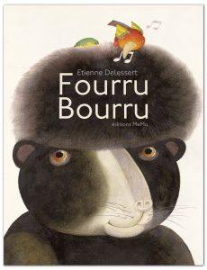 Couverture d'ouvrage: Fourru Bourru
