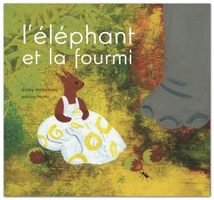 Couverture d'ouvrage: L'éléphant et la fourmi