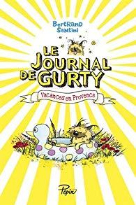 Couverture d'ouvrage: Le journal de Gurty