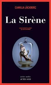 Couverture d'ouvrage: La Sirène