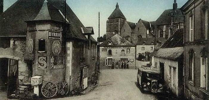 Inauguration maisons du Charron et Cormier