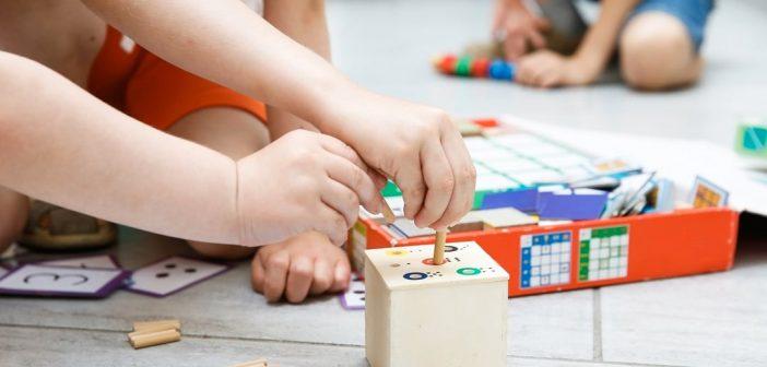 Compte-rendu du stage Montessori 3-6 ans