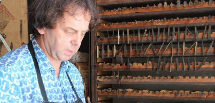 Alain Briand – Relieur à Bueil-en-Touraine