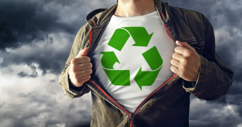 Succès de l'opération recyclage