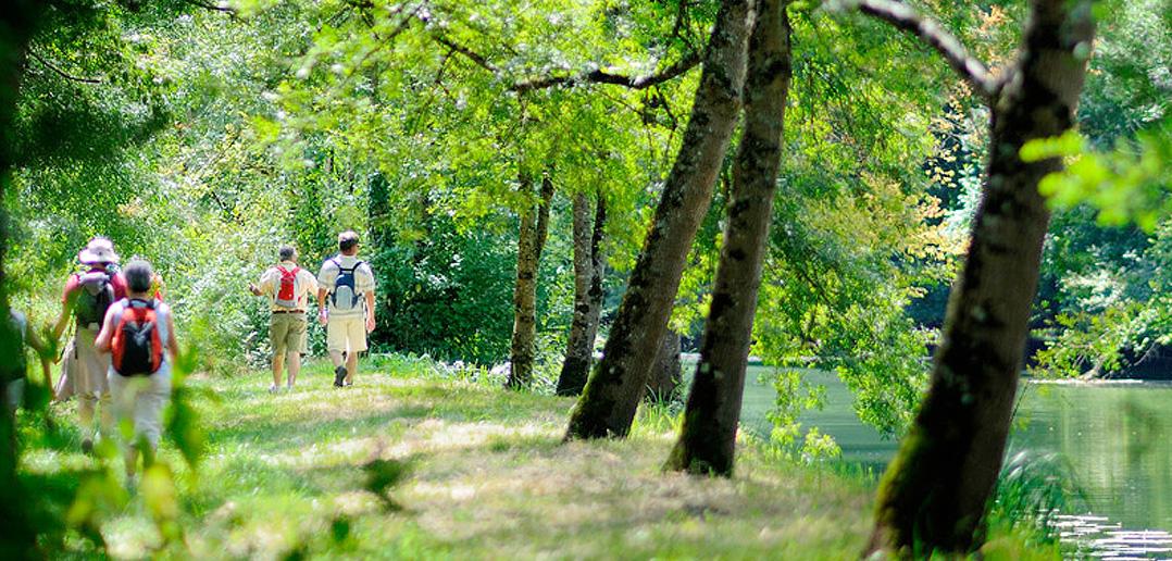 Randonnee pédestres Bueil-en-Touraine