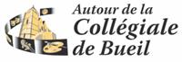 logo association Autour de la Collégiale de Bueil