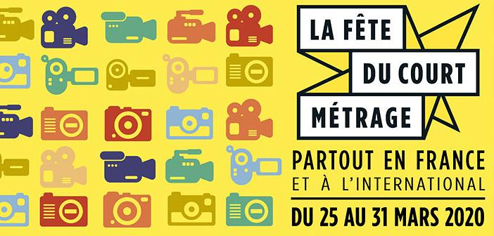 Fête nationale du court-métrage à Bueil-en-Touraine du 25 au 31 mars 2020
