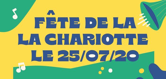 Fête de La Chariotte à Bueil-en-Touraine