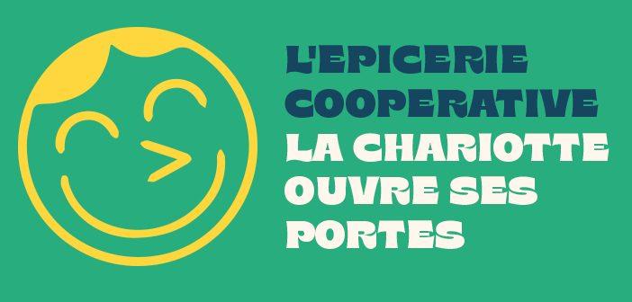 L'épicerie coopérative La Chariotte ouvre ses portes à Bueil-en-Touraine
