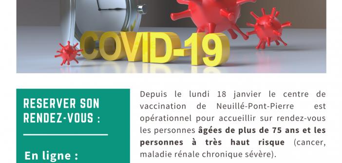 Info Covid-19 – Vaccination