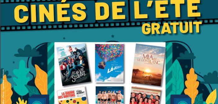 Cinéma plein air : le 26 juillet à Bueil-en-Touraine